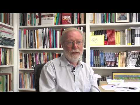 Paul Collier Professor of Economics and Public Policy on his new book, 'Exodus'
