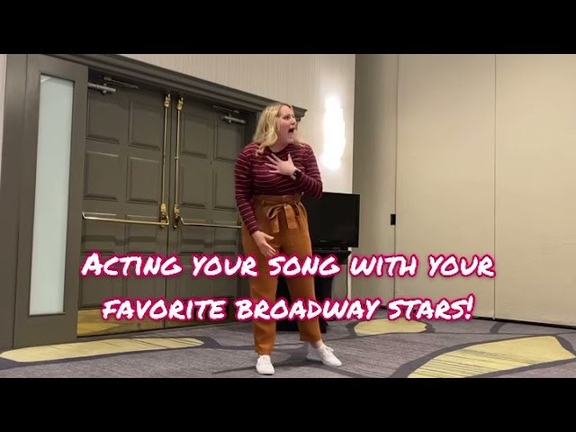 Making It On Broadway Summer Intensive