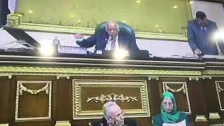 بالفيديو.. على عبد العال: النائب هيثم الحريري شتمني في الإعلام والصحافة ولابد من وقفة معه