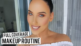 Full Coverage Makeup Routine - An Knook