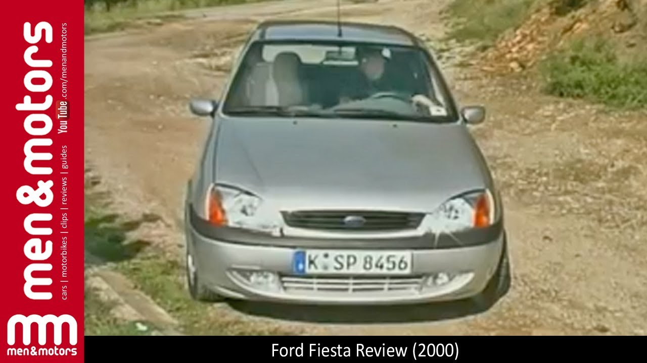 ford fiesta review 2000 youtube. Black Bedroom Furniture Sets. Home Design Ideas