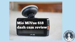 Mio MiVue 618 dash cam - review