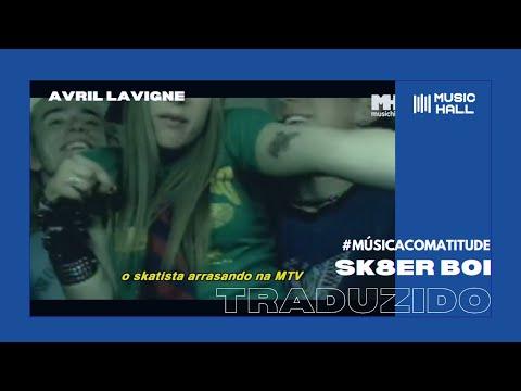 Avril Lavigne - Sk8er Boi [Clipe Oficial] (Legendado/Tradução)