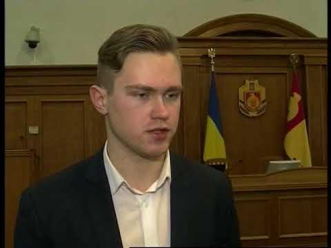 Канал Кировоград: Голова молодіжного парламенту Кропивницького склав повноваження