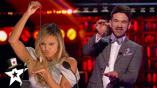 Colin Cloud Is Up To His Old Mind Tricks Again! America's Got Talent 2020 | Magicians Got Talent