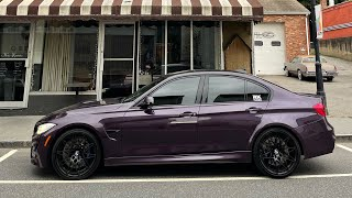 homepage tile video photo for THE F80 M3 IS BACK AND RIPS!!!