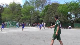 南陵vs荏田 前半① 【ハンドボール】