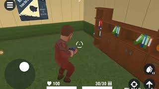 (Hide online) WIN A GAME BY HIDING BEHIND A COUCH