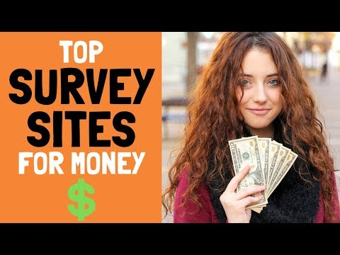 The 4 BEST SURVEY SITES For Money That Actually Pay | PAID SURVEYS FOR MONEY 2019
