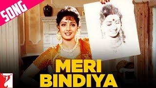 Meri Bindiya Song , मेरी बिंदिया , Lamhe , Lata Mangeshkar, Anil Kapoor, Sridevi