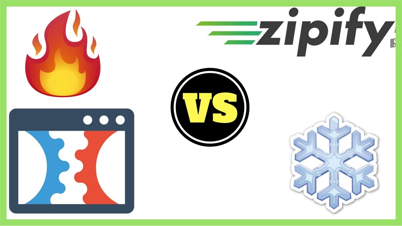 Zipify One Click Upsell vs Clickfunnels  - Which One Will EXPLODE Your Ecommerce Shopify Sales?
