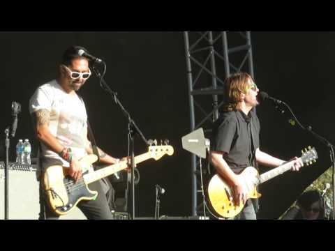 Saves The Day - At Your Funeral - Live @ FYF Festival 8-28-16 in HD