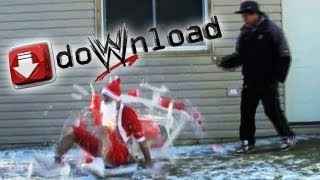 WWE Download - Guess Who Missed the Chimney? - Dolph Ziggler - Episode 48