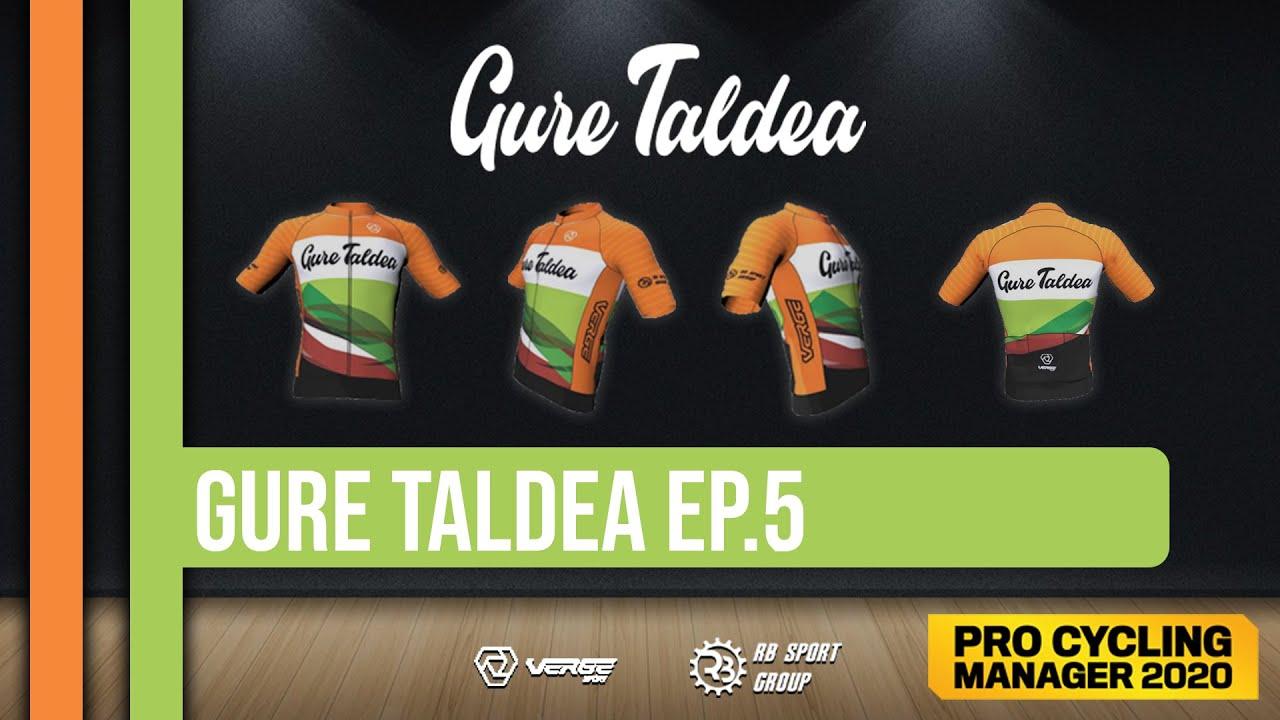 Un juego dentro de otro juego | Modo Carrera Profesional PCM 2020 | GURE TALDEA | Resumen Ep.5