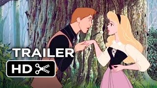 Sleeping Beauty: Diamond Edition Blu-Ray TRAILER (2014) Disney Animated Movie HD