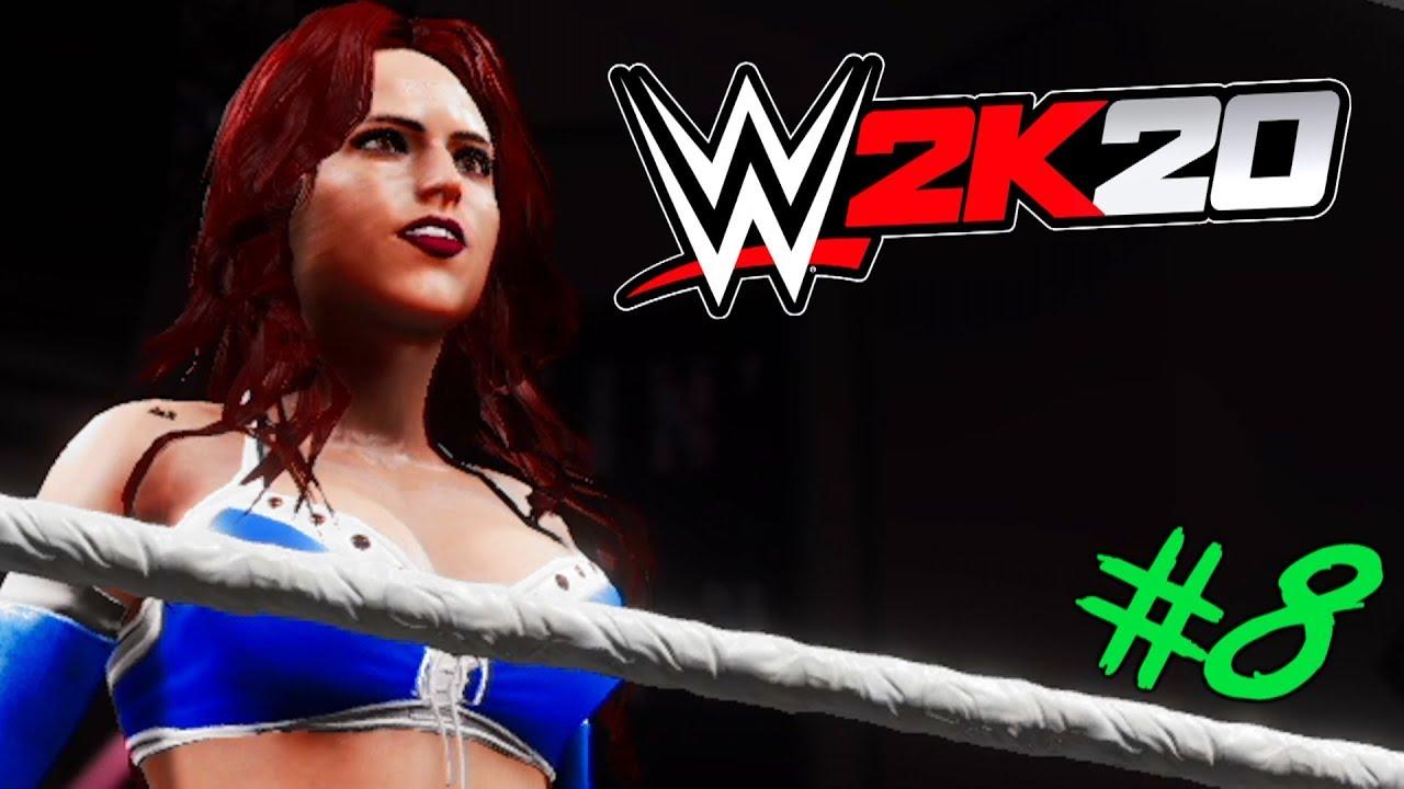 WWE 2K20 : Auf Rille zum Titel #8 - YOUTUBER UND STEUERN !! ????????