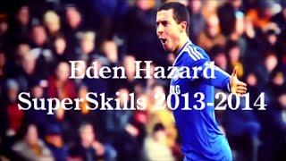 Eden Hazard SuperSkills 2013/2014 HD ~ エデン・アザール 2013-14 スーパープレイ集 thumbnail