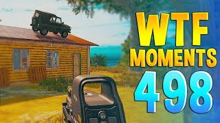 PUBG Daily Funny WTF Moments Highlights Ep 498