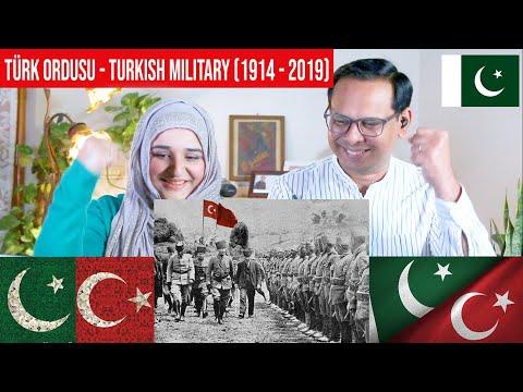 Türk Ordusu - Turkish Military (1914 - 2019)   Pakistani Reaction   Subtitles