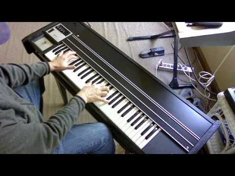 hohner clavinet e7 upgraded d6 demo youtube. Black Bedroom Furniture Sets. Home Design Ideas