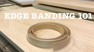 How to Edge Band Plywood!