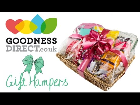 Gift Hampers filled with Goodies | GoodnessDirect
