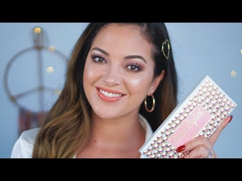 CARLI BYBEL x ABH PALETTE | REVIEW | DEMO | SWATCHES thumbnail