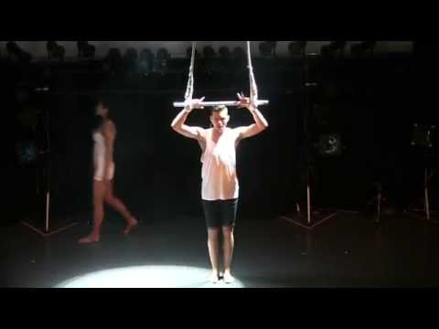 All of Me (Singing on Trapeze) - Chaz Robinson