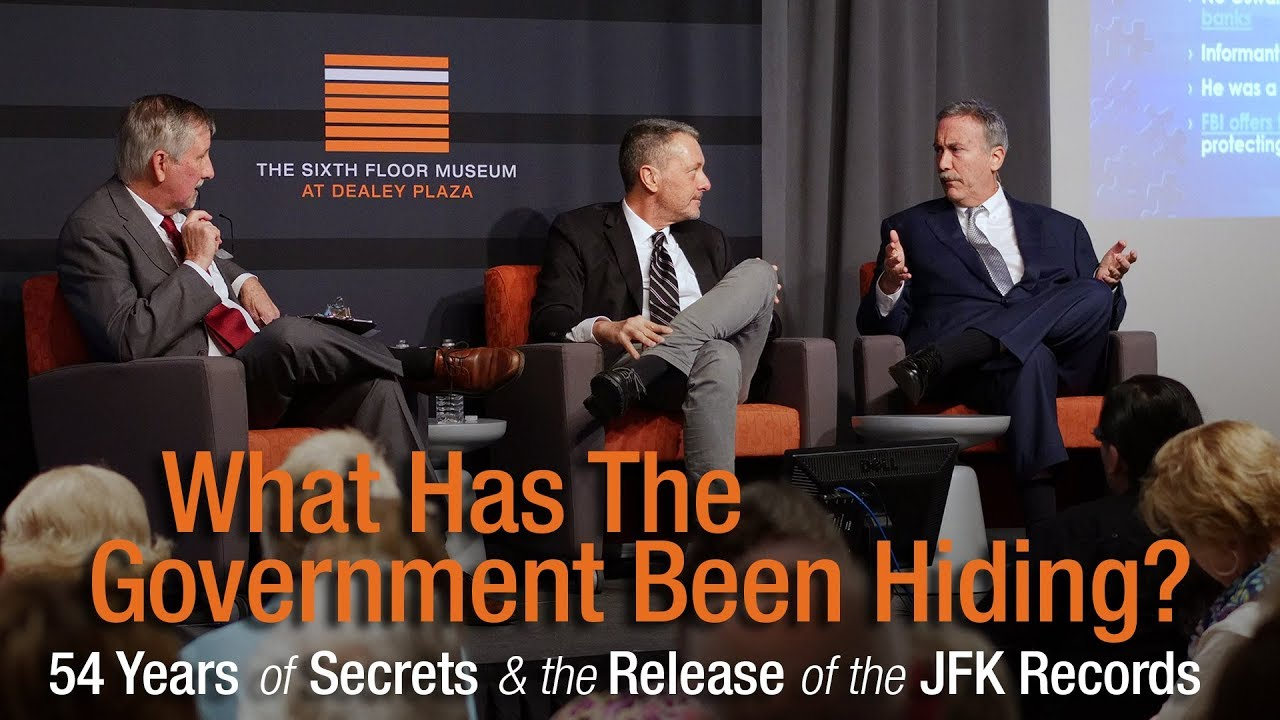 What Has The Government Been Hiding? 54 Years of Secrets & the Release of the JFK Records