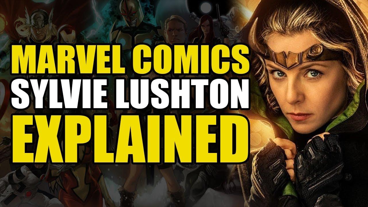 Download Marvel Comics: Sylvie Lushton Explained | Comics Explained