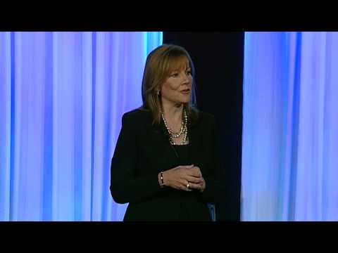 ITS World Congress Keynote: Mary Barra, CEO, General Motors ...