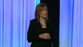 ITS World Congress Keynote: Mary Barra, CEO, General Motors