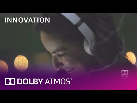 Dolby Atmos for Mobile Devices | Innovation | Dolby