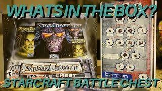 Whats in the Box? - Original Starcraft Battle Chest PC Game!