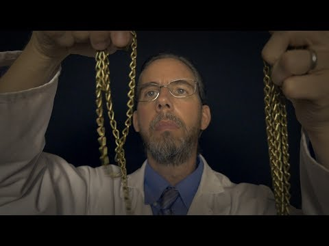 Professor Clemmons & The New Arrival | ASMR