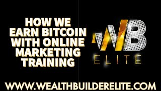 Earn Bitcoin With This Online Marketing Training Crypto Engine|Cryptocurrency Revolution Defi Dapps