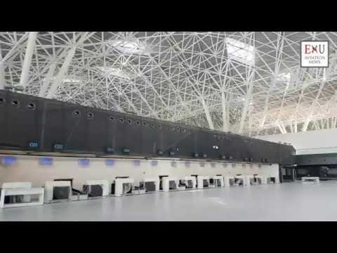 Zagreb Airport's new terminal