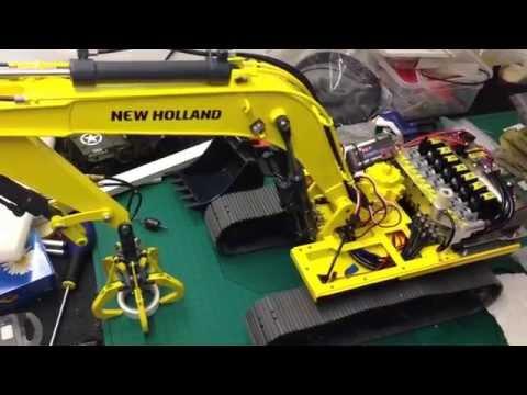 New Holland EC- DAMITZ -