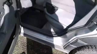 Не открывается крышка багажника пассат B3,б3,