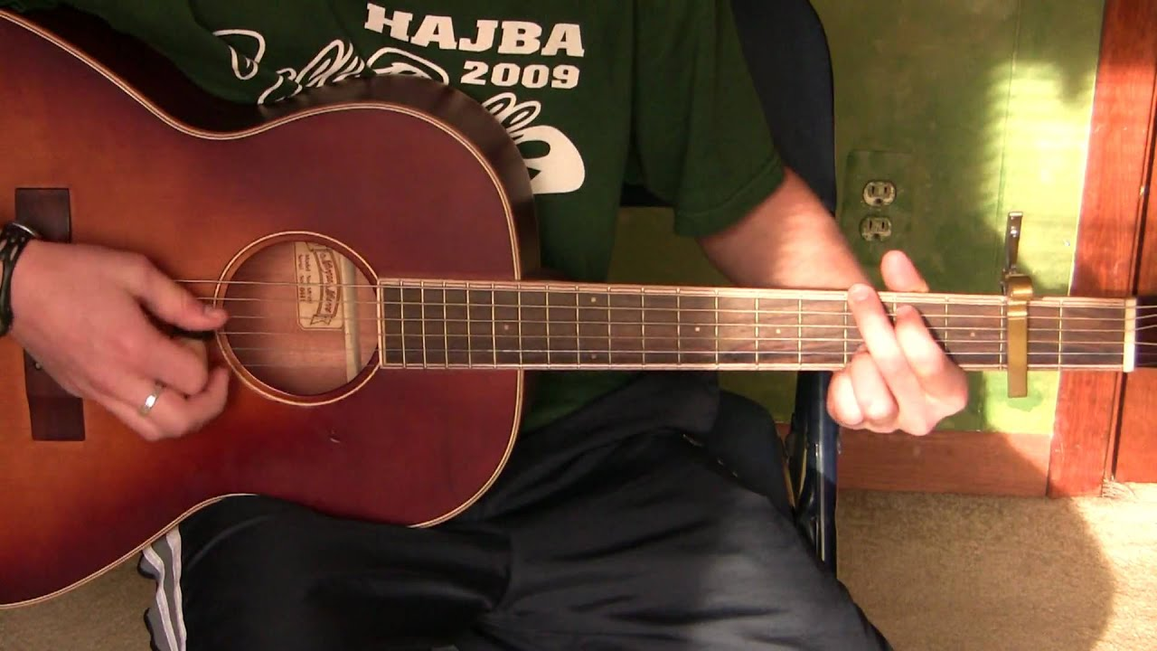 I Have Decided To Follow Jesus Guitar Youtube