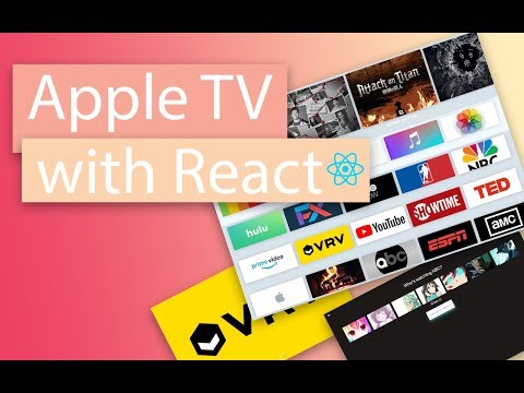 Create Apple TV with React thumbnail
