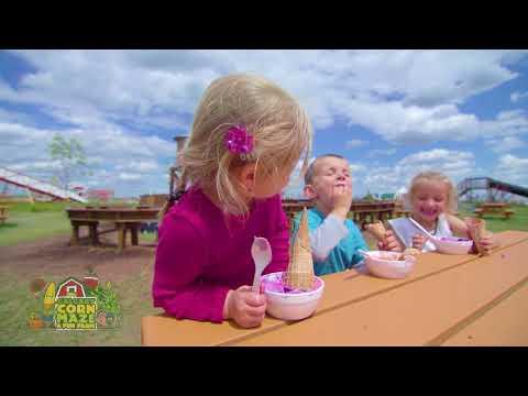 Calgary Corn Maze & Fun Farm Highlight Video