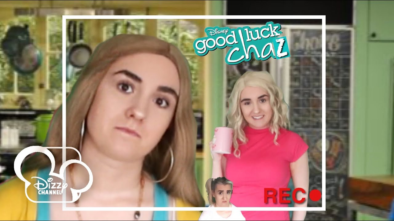 good luck charlie in less than 5 minutes (parody)