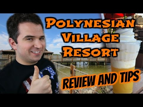 Polynesian Village Resort Review And Tips