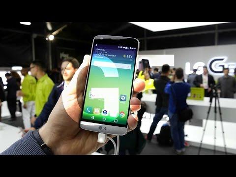 LG G5: Erster Eindruck & Hands-on des modularen Flaggschiffs!  (deutsch)