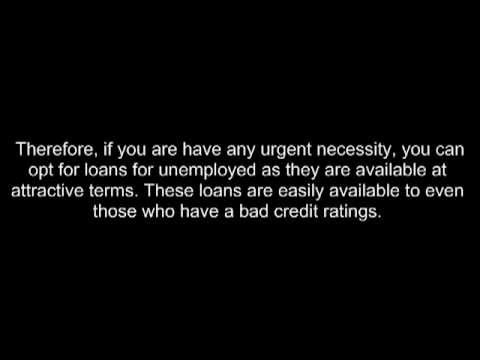 How To Get Cash Payday Loans Even If Your Unemployed Or Struggling