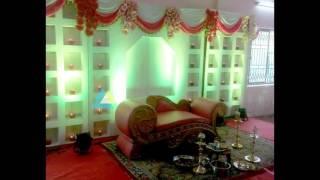 Valaikappu Decoration At Community Hall, Kurinji Nagar, Pondicherry