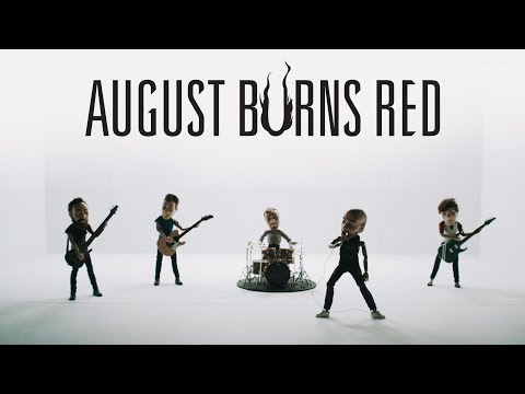 August Burns Red - Invisible Enemy...