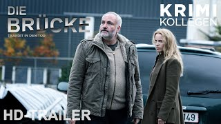DIE BRÜCKE - TRANSIT IN DEN TOD - Staffel 2 - Trailer deutsch [HD] || KrimiKollegen