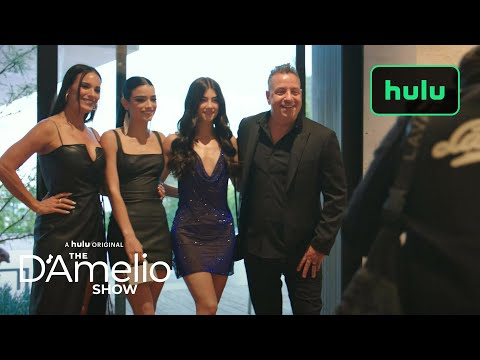 Download The D'Amelio Show First Look | Hulu